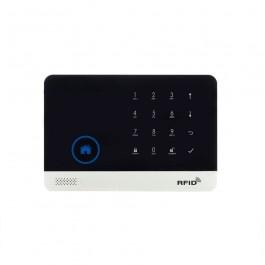 Беспроводная охранная (пожарная) WiFi GSM сигнализация Страж Про 4