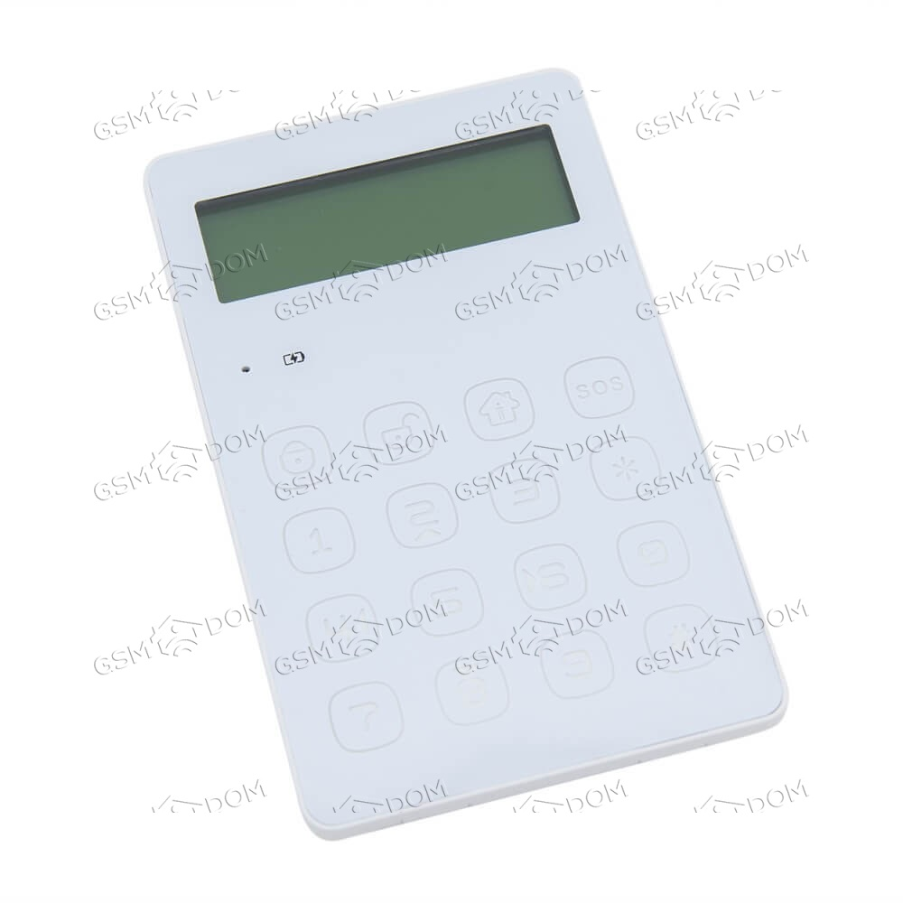 Беспроводная охранная 2G GSM сигнализация Страж Line - 3