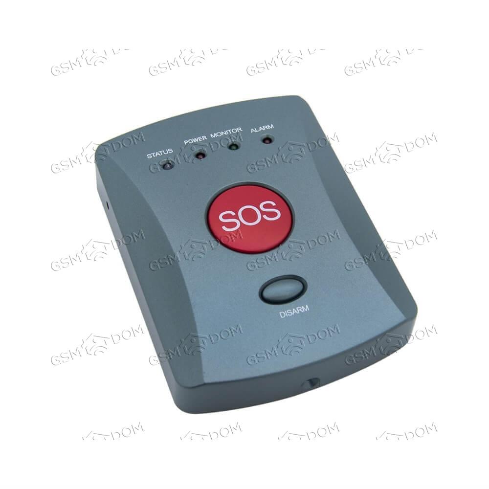 Беспроводная охранная 2G / GSM сигнализация Страж SOS - 2
