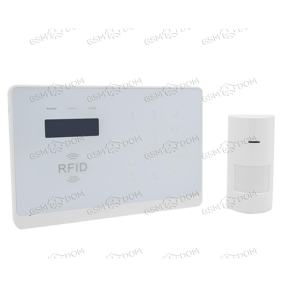 Беспроводная охранная 3G / Wi-Fi сигнализация Страж Split - 2