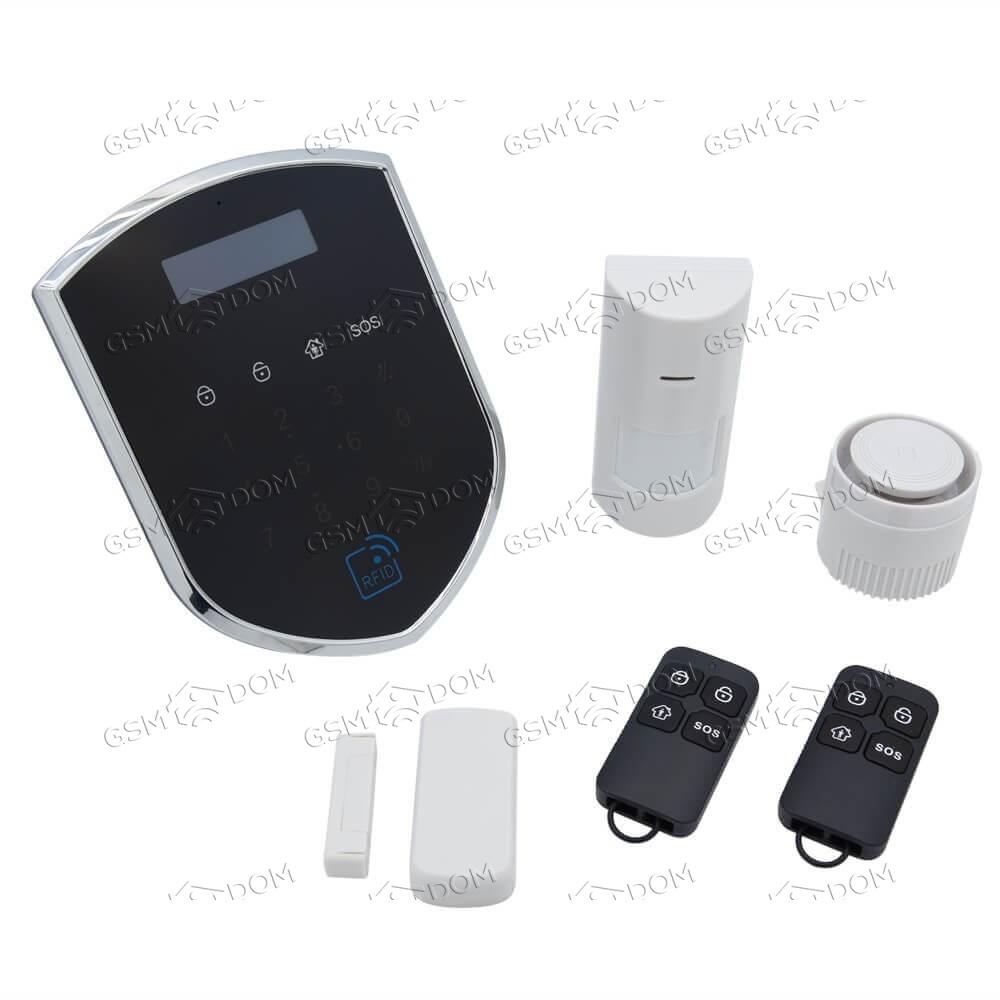 Беспроводная охранная 3G / Wi-Fi сигнализация Страж Ultra