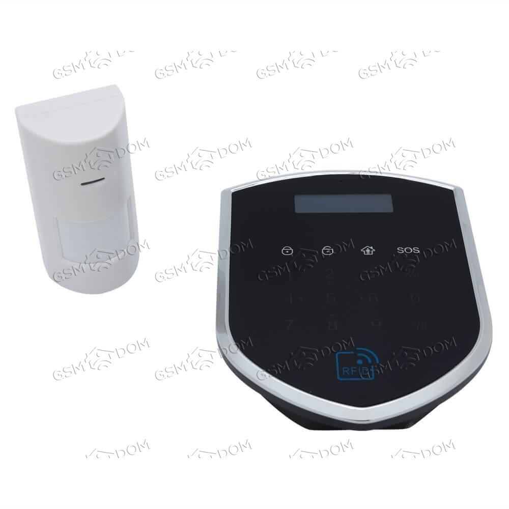 Беспроводная охранная 3G / Wi-Fi сигнализация Страж Ultra - 3