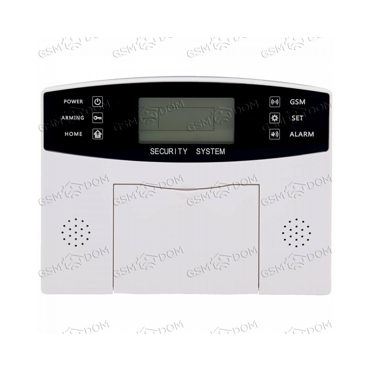 Беспроводная охранная GSM сигнализация Страж Профи Эко (DP-500) - 3 - 2