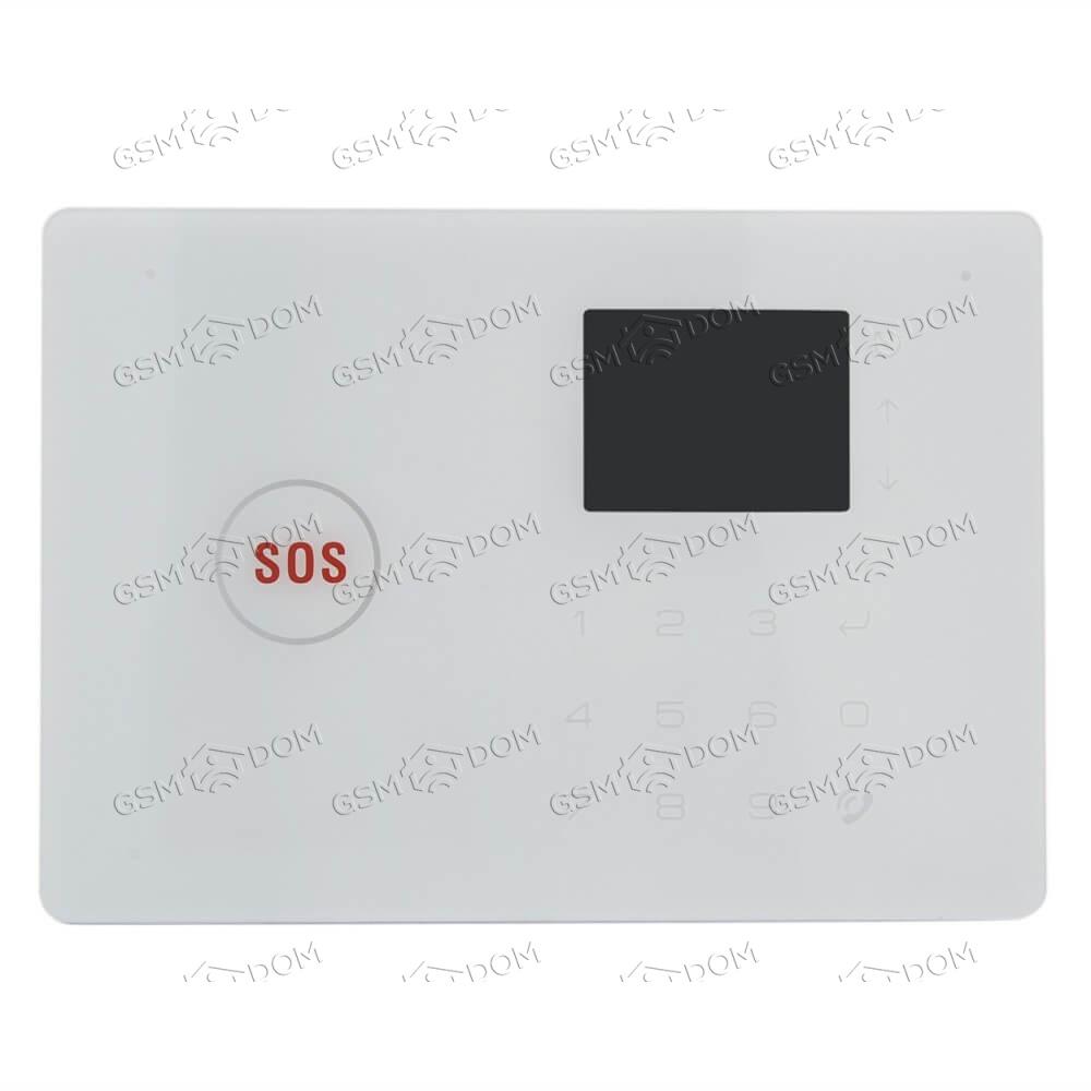 Беспроводная охранная GSM сигнализация Страж Сенсор Плюс (G66) - 3