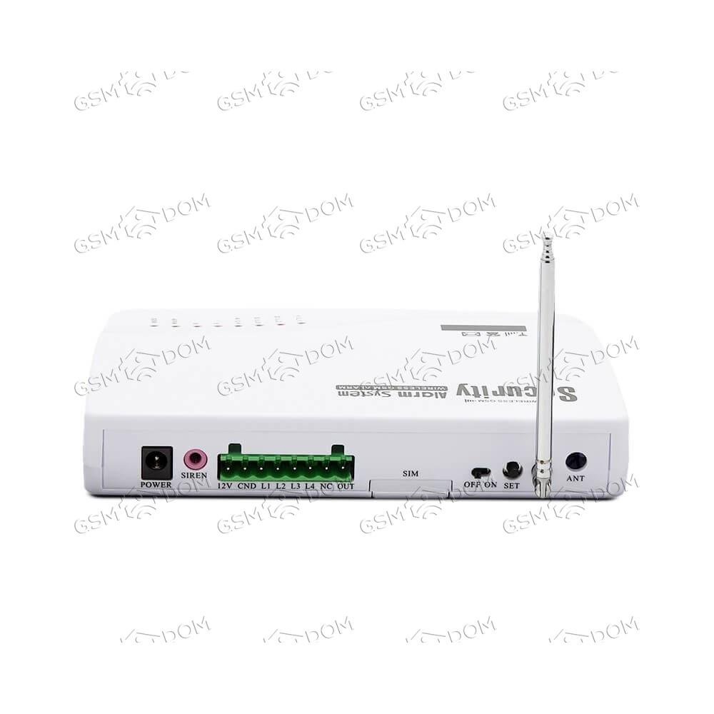 Беспроводная охранная GSM сигнализация Страж Универсал - 4