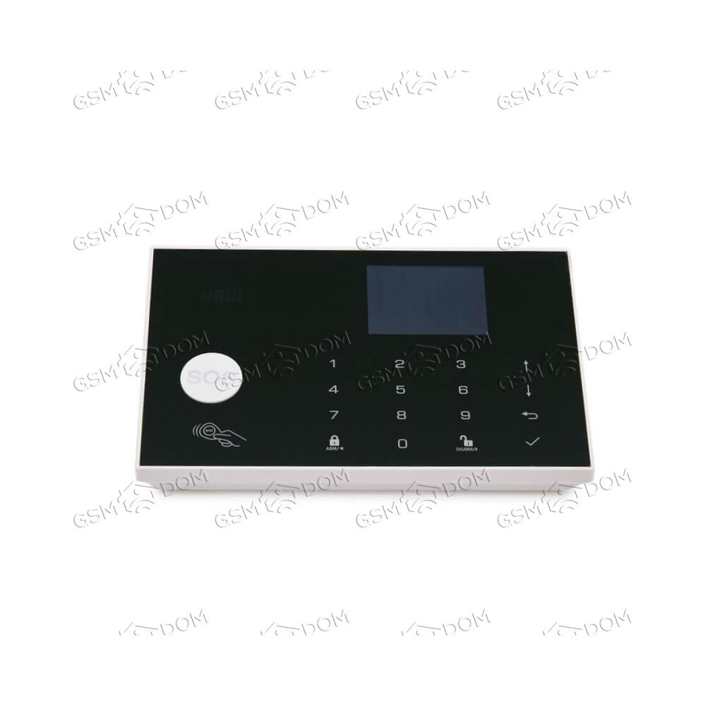 Беспроводная охранная GSM / Wi-Fi сигнализация Страж Vision (G13) - 2