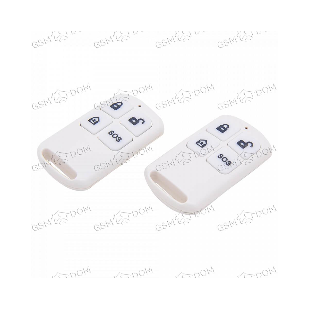 Беспроводная охранная (пожарная) WiFi GSM сигнализация Страж Про 4 - 5
