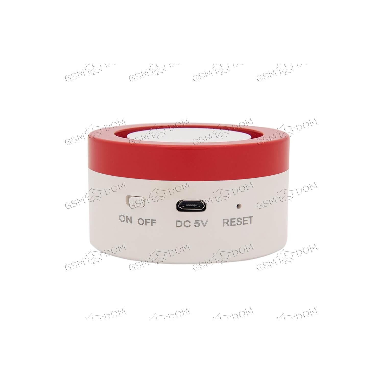 Беспроводная охранная Wi-Fi сигнализация Страж Сирена(G11) - 5