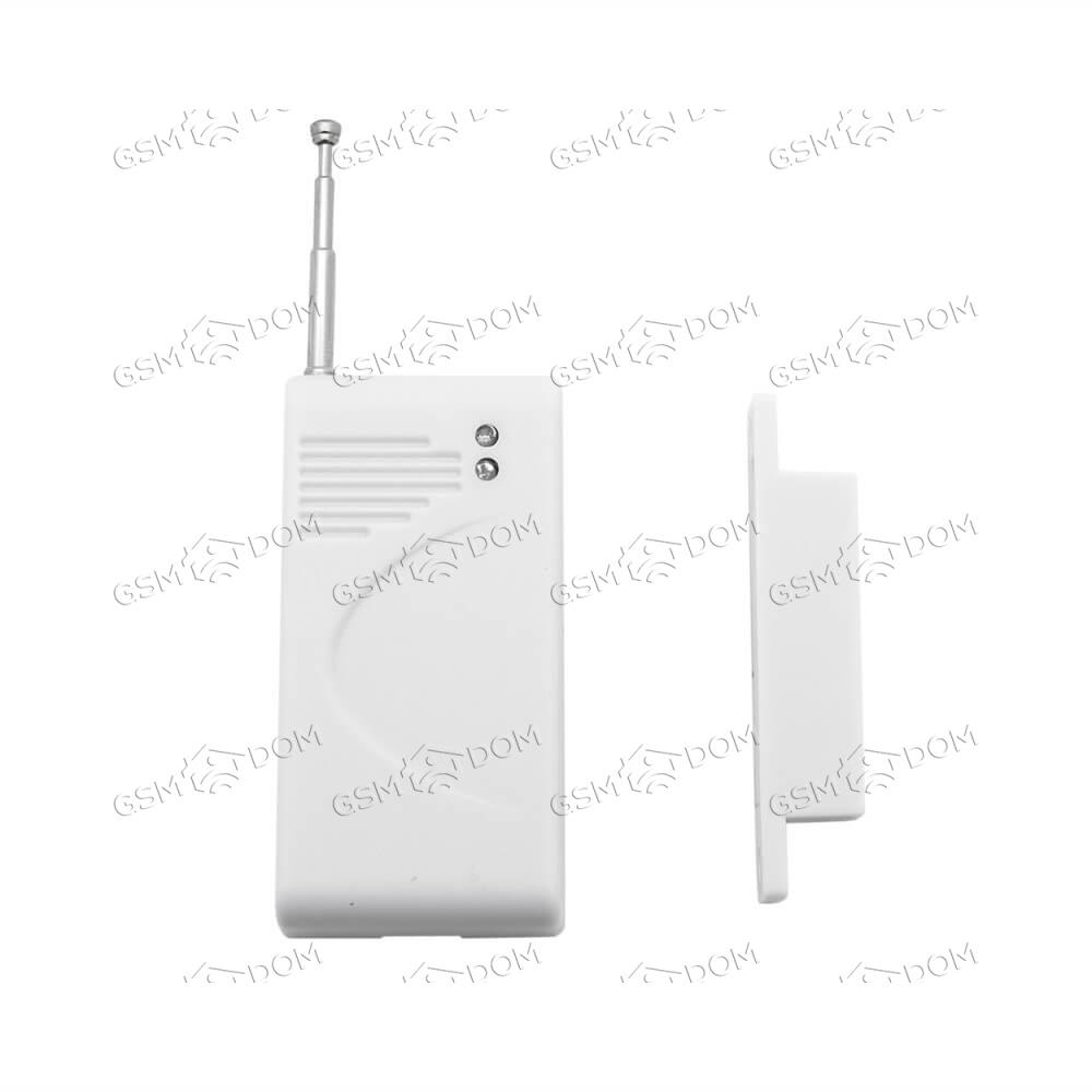 Беспроводной датчик открытия двери/окна для GSM сигнализации Страж