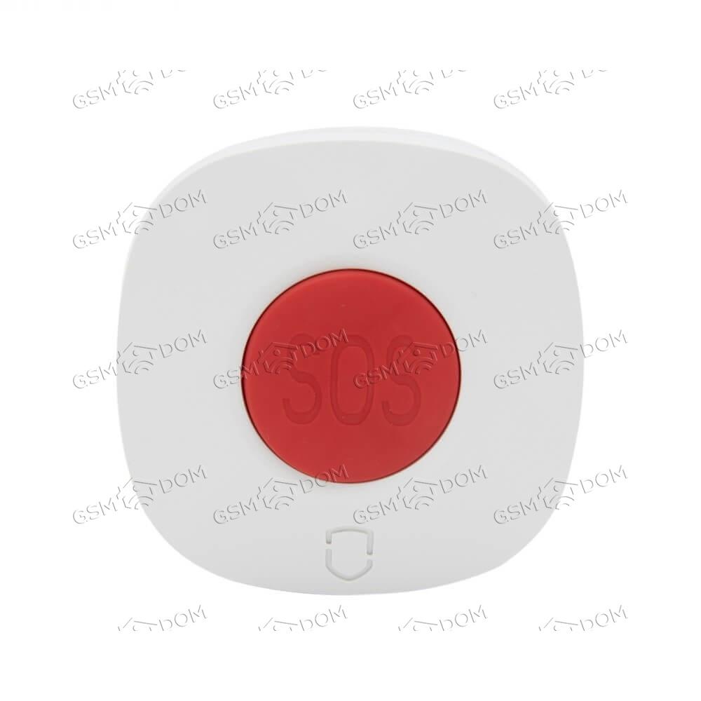 Беспроводной датчик SOS-01 для GSM сигнализации Страж