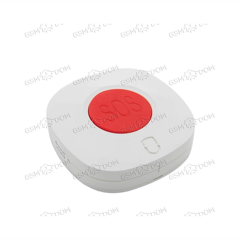 Беспроводной датчик SOS-01 для GSM сигнализации Страж - 2