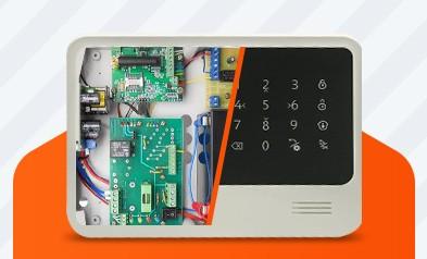 Принцип работы GSM сигнализации